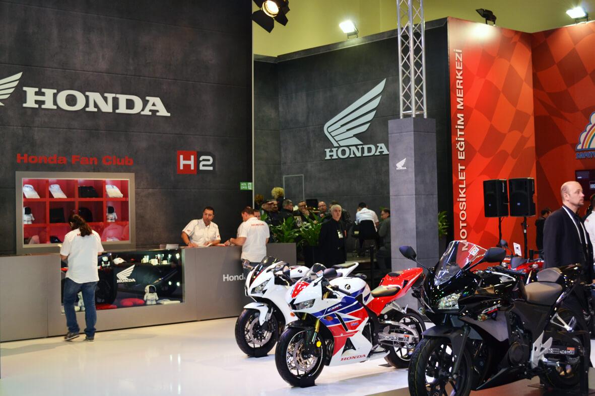 honda motosiklet eğitim